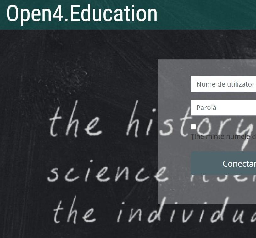 Open4education- Biblioteca Județeană Constanța în sprijinul școlilor constănțene